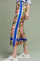 Elevenses Gardener Silk Wide-Legs