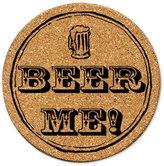 Thirstystone Beer Me 6-Pc. Cork Coaster Set