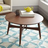 west elm Reeve Mid-Century Coffee Table - Walnut
