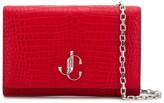 Jimmy Choo Varenne clutch bag