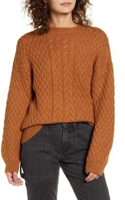 Cotton Emporium Cable Knit Sweater