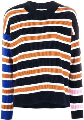 Christian Wijnants Kia striped jumper