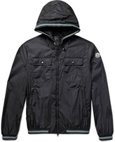 Moncler - Jeanclaude Shell Hooded Jacket