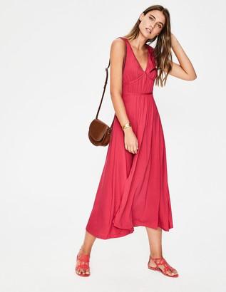 Elina Jersey Midi Dress