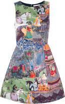 Alice + Olivia Alice+Olivia Enchantress Landscape dress