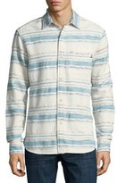 Sol Angeles Sedona Striped Cotton Shirt