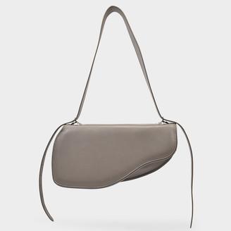 Ratio et Motus Holster Bag In Neutral Leather