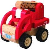 Green Baby Wonderworld Mini Fire Engine