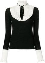 Temperley London Sigmund knit jumper