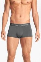 Calvin Klein Men's U5554 Micromodal Trunks