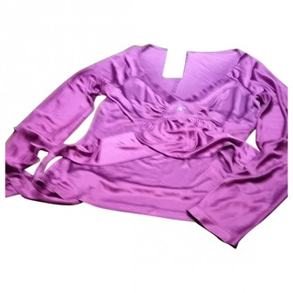 Byblos Purple Top for Women