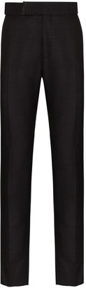 Tom Ford Tailored Silk Cotton Trousers