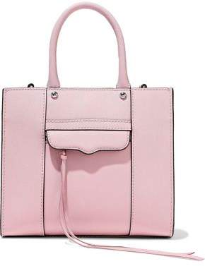 Rebecca Minkoff M.a.b. Textured-leather Tote