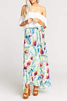 Show Me Your Mumu Siren Wrap Skirt