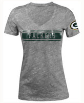 5th & Ocean Women's Green Bay Packers Touchback LE T-Shirt