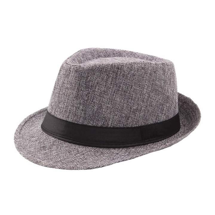 e7921e94 Grey Fedora Hat Men - ShopStyle Canada