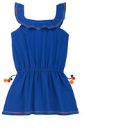 Ketiketa Sale - Isabel Embroidered Ruffle Dress
