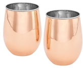 Old Dutch Stemless Wine Tumblers (Set of 2)