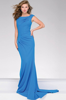 Jovani Form Fitting Sleeveless Prom Dress 39487