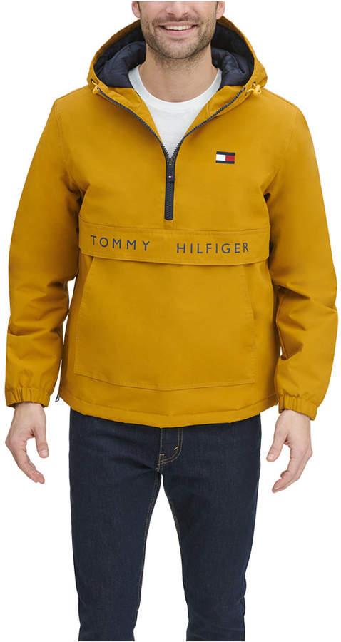 76298ebf0 Men Taslan Popover Logo Jacket
