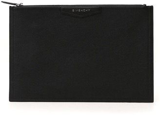 Givenchy Antigona Large Clutch Bag