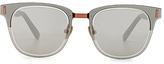 Westward Leaning Mirrorcake Sunglasses