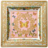 Rosenthal Meets Versace Butterfly Garden 8.5 Square Tray