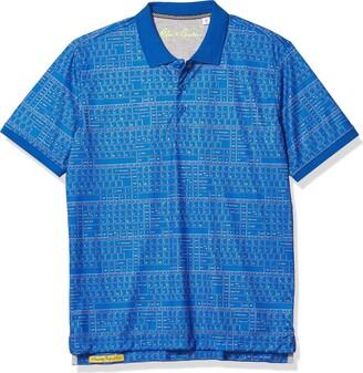 Robert Graham Men's S/S Knit Polo