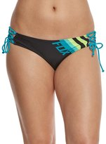 Fox Cozmik Lace Up Side Tie Bikini Bottom 8158094