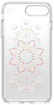 Speck Presidio Clear Iphone 6/6S/7/8 Plus Case - Pink