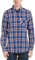 Ben Sherman Crepe Check Shirt