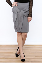 Pinkyotto Front Knot Skirt