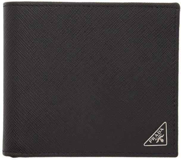 9b11f1f8c748 Prada Men's Wallets - ShopStyle