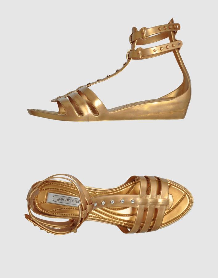 grendha High-heeled sandals