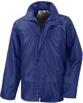 Result Mens Core Rain Suit (Trousers And Jacket Set) (XXL)
