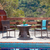 JCPenney Portsmouth 3-pc. Outdoor Wicker Dining Set