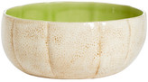 Oscar de la Renta NYBG Honeydew Melon Serving Bowl