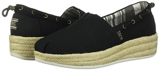 BOBS from SKECHERS Highlights 2.0 - Yacht Master (Black) Women's Shoes