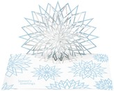 Moma Modern Snowflake Holiday Cards, Set of 8
