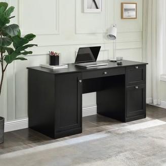 Red Barrel Studio Bashiri 2 Drawer Desk