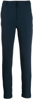 Steffen Schraut high waisted skinny trousers