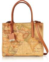 Alviero Martini Small Geo Tote w/Shoulder Bag