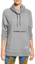 Nike Women's 'Modern Funnel' Fleece Pullover