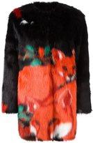 Marco De Vincenzo 'Ecologica' coat - women - Polyester/Acrylic - 44