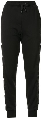 Dolce & Gabbana 3D logo track trousers