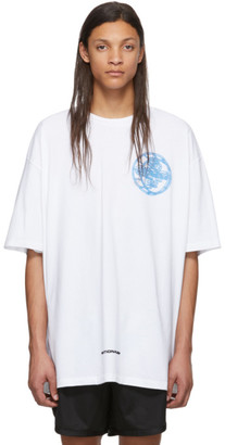 Off-White White 3D Off Over T-Shirt