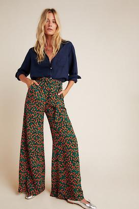 Marimekko Kaisla Wide-Leg Trousers By in Assorted Size L