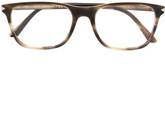 Giorgio Armani Ar 7177 square-frame glasses