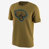 Nike Color Rush Travel (NFL Jaguars) Men's T-Shirt