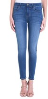 Liverpool Jeans Company Women's High Rise Stretch Ankle Skinny Jeans